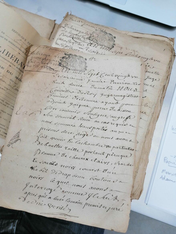 Archives départementales de Rennes