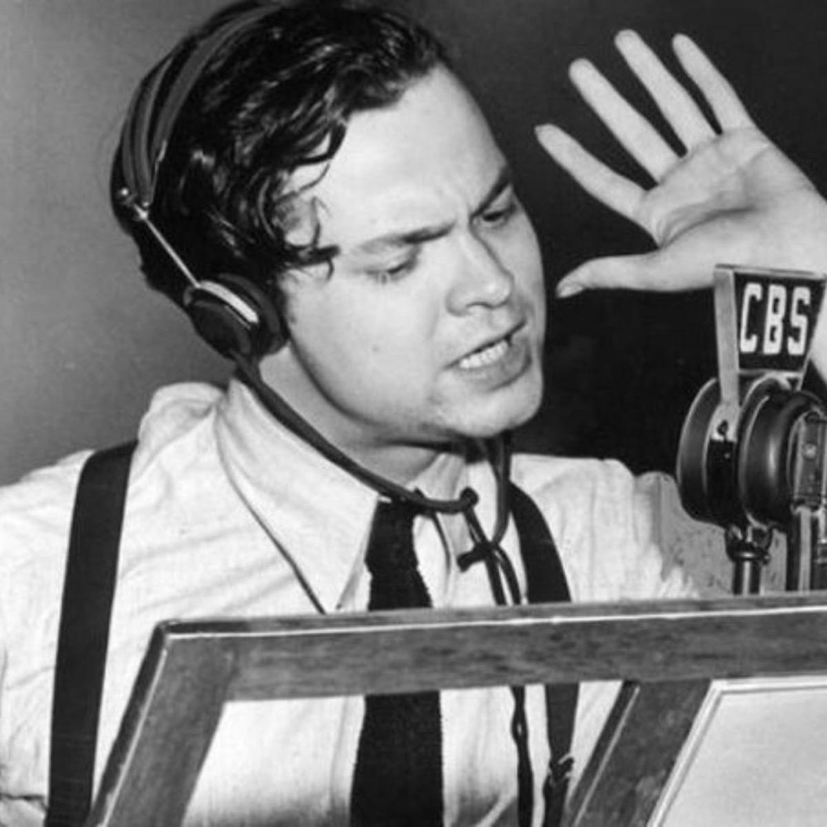 Orson Welles- Podcast fiction