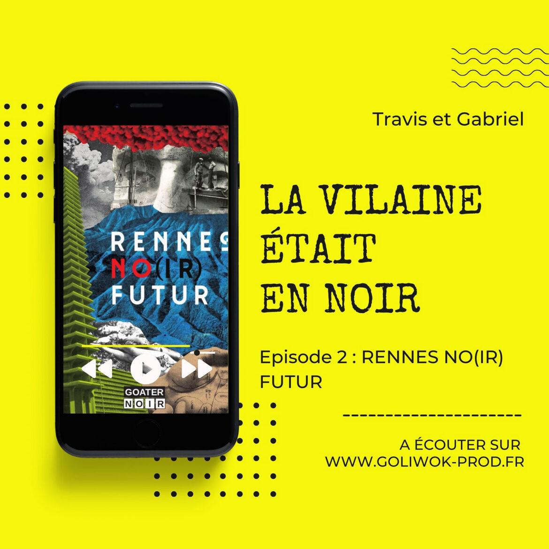 Podcast policier : La Vilaine était en NOIR avec Stéphane Grangier et Arnaud Ladagnous
